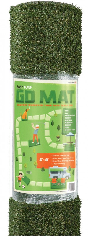 GoMat Portable Artificial Turf Roll