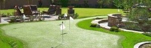 EasyTurf Custom Putting Green