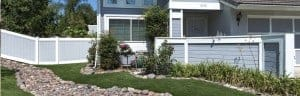 Artificial Turf Front Yard
