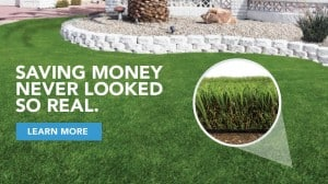 Artificial Grass Landscape