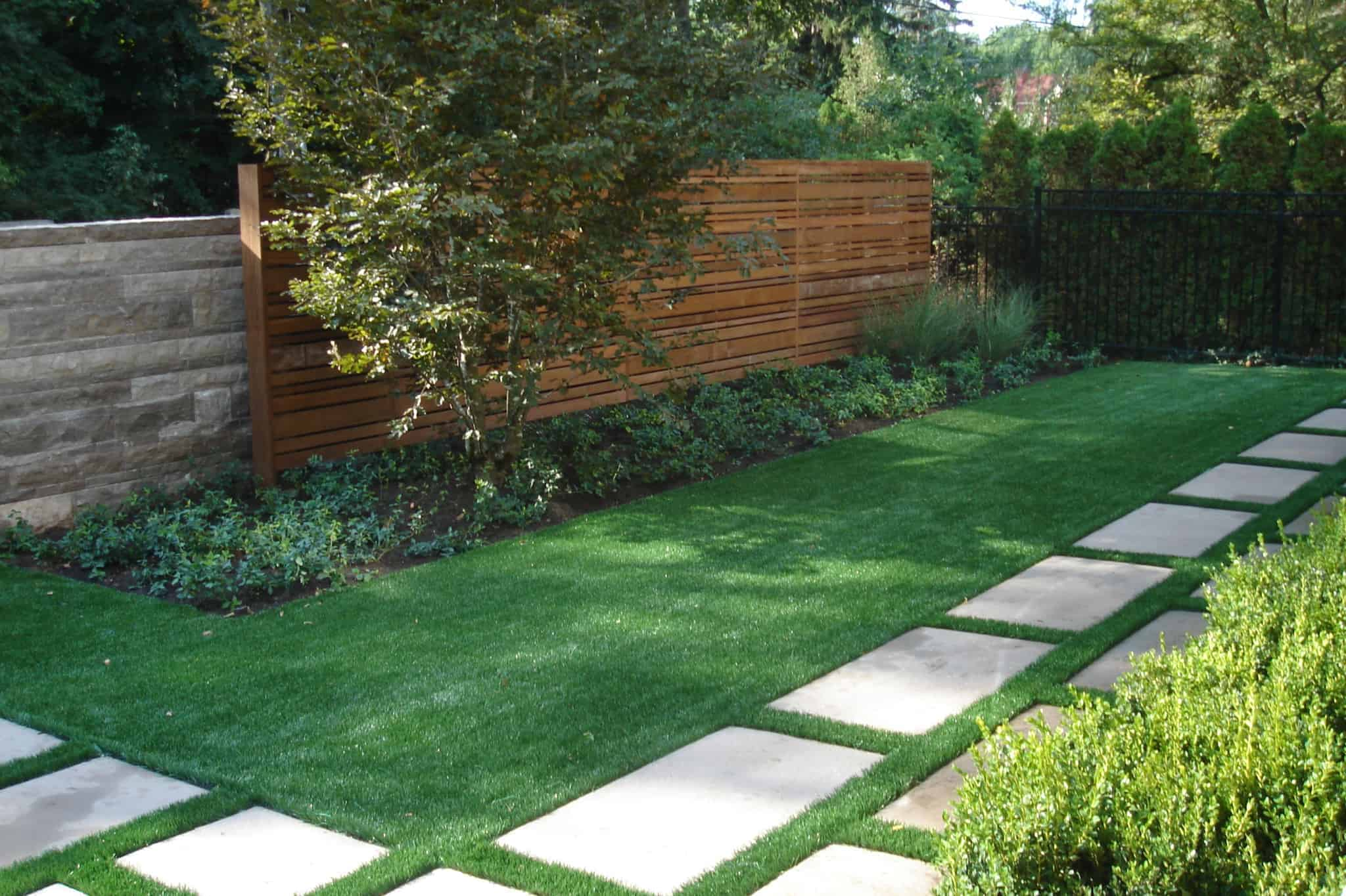 Pavers With Grass In Between Designs | Pavers With ... on Turf Patio Ideas id=96764
