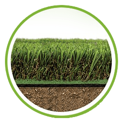 most realistic looking artificial grass