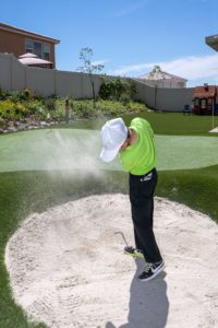 artificial turf for home putting greens